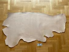 Veg Tan Leather 1,9-2,3mm 1,20 m2 Natural Side Full Grain High quality Cow Bull.