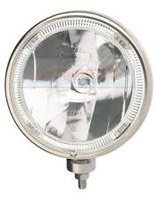BRITAX L28.00.12V CLEAR STAINLESS STEEL SPOT/DRIVING LAMP/LIGHT 8'' INCH HALOGEN