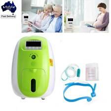220V 1-5L/Min Portable Oxygen Concentrator Generator Health Care Remote Control