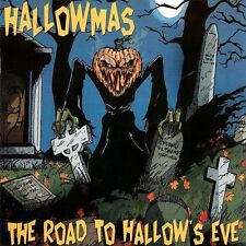 HALLOWMAS The Road To Hallow's Eve CD