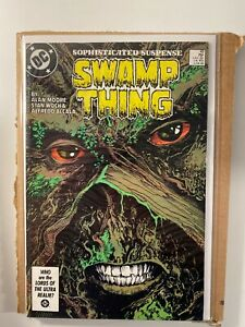 Swamp Thing #49 Alan Moore Story! I Combine Shipping!