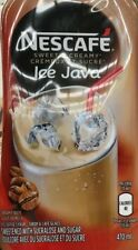 NESCAFE ICE JAVA COFFEE SYRUP 12 BOTTLES *FORMERLY ICE JAVA CAPPUCCINO*
