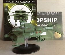 Collection Raumschiffe Aliens UD-4L Cheyenne Dropship Limited Edition EAGLEMOSS
