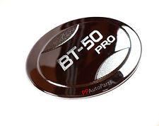 NEW MAZDA BT-50 PRO 2012 2013 COVER CHROME FUEL GAS OIL CAP TANK TRIM PICK UP