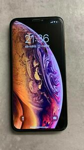 Apple iPhone XS - 64GB - Gold (Unlocked) A1920 (CDMA + GSM)