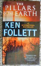The Pillars of the Earth by Ken Follett (School & Library Binding, Signet)