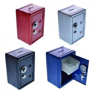 Spardose Tresorschrank Kombinationsschloss Schlüssel Sparbüchse Tresor Sparen
