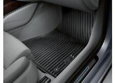 Genuine Audi A6 2005 - 2011 C6 Delantero De Goma Tapetes 4F2061501041