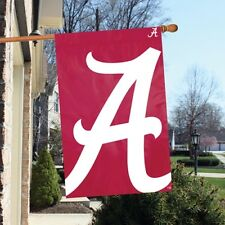Alabama Crimson Tide  24 x 36 Bold Logo Banner Flag