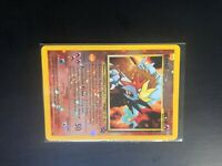 Pokemon Entei 34 WOTC Black Star Promo Holo