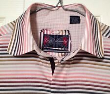 English Laundry Shirt Small Embroidered