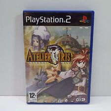 Atelier Iris: Eternal Mana Sony PlayStation 2 PS2 pal version french artwork E25