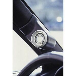 Autometer 90-98 for Mazda Miata 52mm Black Single Gauge Pod