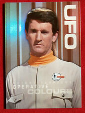 Gerry Anderson's UFO - FUTURE FASHIONS Chase Card FF006 - Holo Foil - Cards Inc