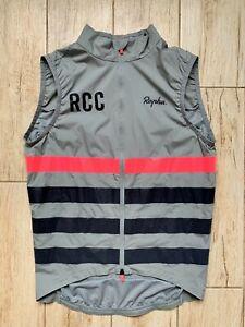 Rapha RCC Pro Team Lightweight Gilet Grey Size S