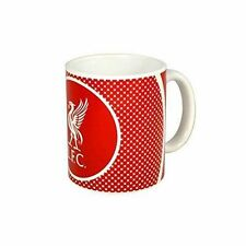 Liverpool Football Club Red Bullseye Mug  Fan Official Gift Tea Coffee