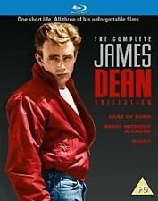 JAMES DEAN COLLECTION - 3 Films Blu Ray Boxset  New Rebel Without a Cause +