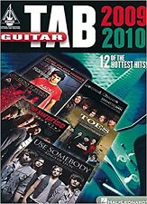 Guitar Tab 2009-2010 Guitar Recorded Version Book (Guitar Tab (Hal Leonard)), Ve