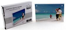 2pk/4pk Acrylic Picture HOLIDAY Frameless Double Sided Photo Frame Gift Set