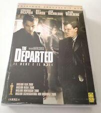 THE DEPARTED IL BENE E IL MALE (ED.SPECIALE 2 DVD) FILM DVD ITALIANO OTTIMO