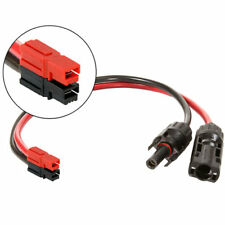 Goal Zero 98014 Solar MC4 to Anderson Powerpole Input Adapter Cable