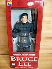 Bruce Lee Real Action Heroes figure Japanese Anime import 12 inch Medicom New