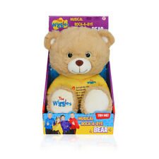 The Wiggles Musical Rock A Bye Bear Plush Toy Birthday Christmas Gift AU Stock