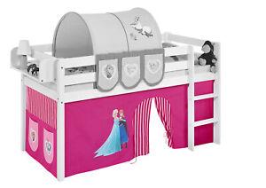 Vorhang Set für Kinder Hochbetten Spielbetten 2-teilig- LILOKIDS -versch. Motive