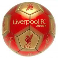 LIVERPOOL FC SIGNATURE FOOTBALL  SIZE 5