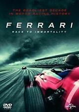 Ferrari Race to Immortality DVD 2017 Region 2