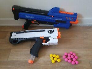 NERF Rival bundle phantom helios xviii-700 x shot orbit shotgun + balls 29.99p