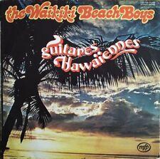 The Waikiki Beach Boys - Guitares Hawaïennes - Vinyl LP 33T