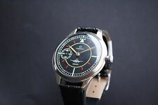 OMEGA Vintage CAL38,5L.T1 1936`s Military Style PILOT Men`s Swiss Wrist Watch