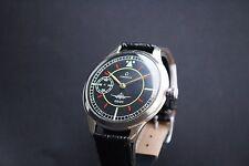 OMEGA Vintage CAL38,5L.T1 1936`s Military Style PILOT Men`s Swiss Wrist Watch
