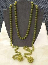 Necklace Jade Necklace/Choker Art Deco Fine Jewellery