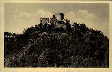 Treffurt Werra Thüringen s/w AK  ~1940 Blick auf Burg Normannstein ungelaufen