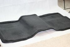 NEW GENUINE GM 99-02 GMC CHEVROLET EXT CAB REAR CARPET MAT GRAPHITE 12497649
