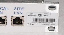 Powerwave 7070 10 Mcu Input Voltage 115/230Vac / Output Voltage 24V