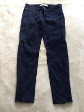 Womens Abercrombie & Fitch Pants Jeans Size 6 Navy Blue