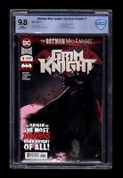 Batman Who Laughs The Grim Knight #1 CBCS 9.8 Jock variant cover