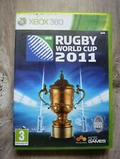 Jeu  Xbox 360 - RUGBY  WORLD CUP 2011 -