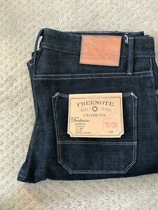 Freenote Cloth Mildblend Supply Co 20oz Selvedge Selvage Denim made in USA