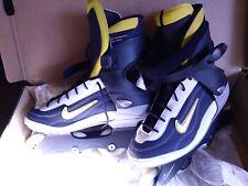 "Nike ""Swift"" (Black/White-Obs) Inline Skates Heren Mt 44 (Skeelers/Rollerblades)"