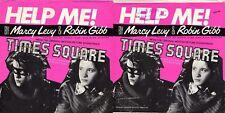 DISCO 45 GIRI     MARCY LEVY & ROBIN GIBB – HELP ME!