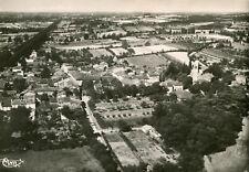 Carte REALVILLE Vue panoramique aérienne