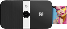 KODAK Smile Instant Print Digital Camera – Slide-Open 10MP Camera w/2x3 ZINK P