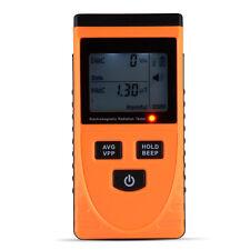 GM3120 Household Digital LCD Electromagnetic Radiation Detector Meter Test TE637