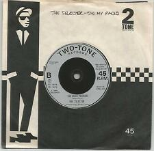 THE SELECTER - On my radio / Too much pressure - 7'' - 45rpm - LISTEN!!!!