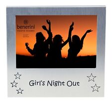"Girl's Night Out Photo Picture Frame Gift - 5"" x 3.5"""