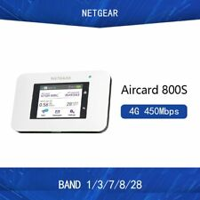 Original Unlocked Netger AirCard 800s Ac800s Cat9 450Mbps 4g Mifi dongle Router